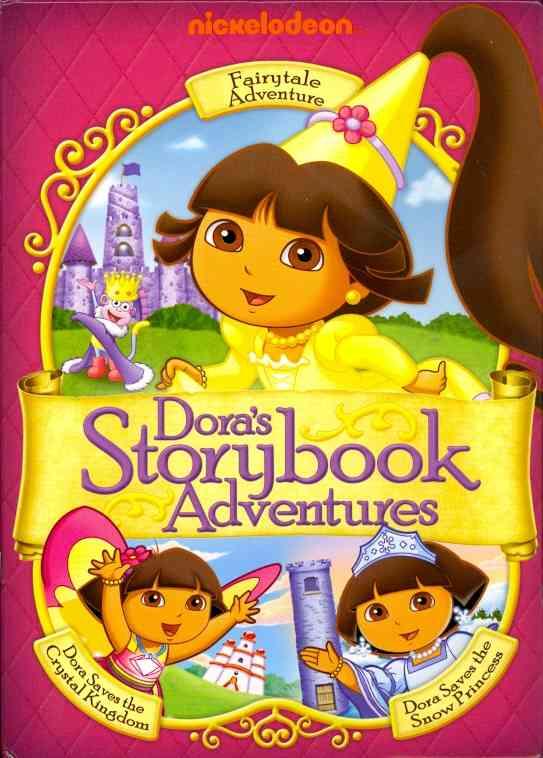 DORA THE EXPLORER:DORA'S STORYBOOK AD BY DORA THE EXPLORER (DVD)